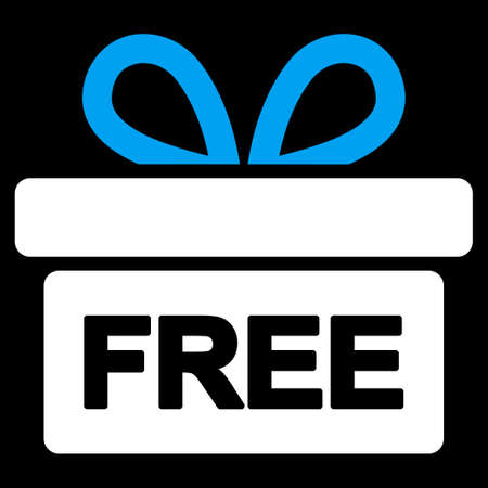 free gift: Free Gift icon Illustration