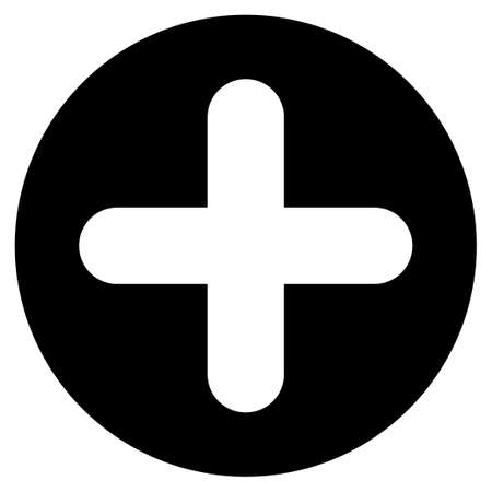 make summary: Create icon from Primitive Set. This isolated flat symbol is drawn with black color on a white background, angles are rounded.