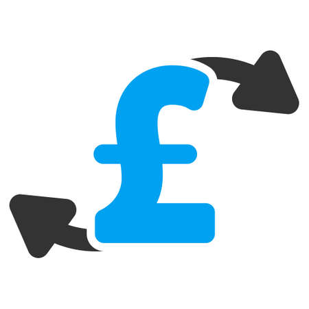 outs: Pound Cash Outs vector icon. Pound Cash Outs icon symbol. Pound Cash Outs icon image. Pound Cash Outs icon picture. Pound Cash Outs pictogram. Flat pound cash outs icon.