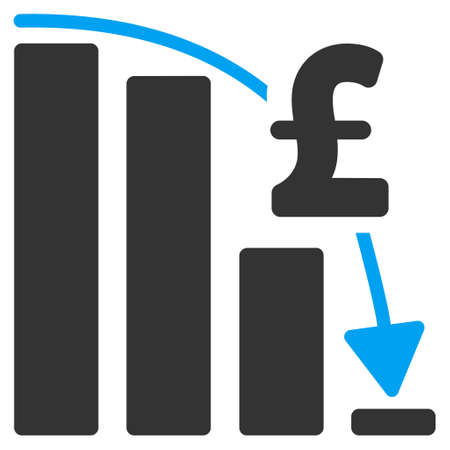epic: Pound Financial Epic Fail vector icon. Pound Financial Epic Fail icon symbol. Pound Financial Epic Fail icon image. Pound Financial Epic Fail icon picture. Pound Financial Epic Fail pictogram. Illustration