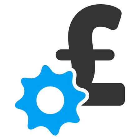 config: Pound Payment Options vector icon. Pound Payment Options icon symbol. Pound Payment Options icon image. Pound Payment Options icon picture. Pound Payment Options pictogram. Illustration