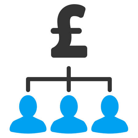 relations: Pound Payment Relations vector icon. Pound Payment Relations icon symbol. Pound Payment Relations icon image. Pound Payment Relations icon picture. Pound Payment Relations pictogram.