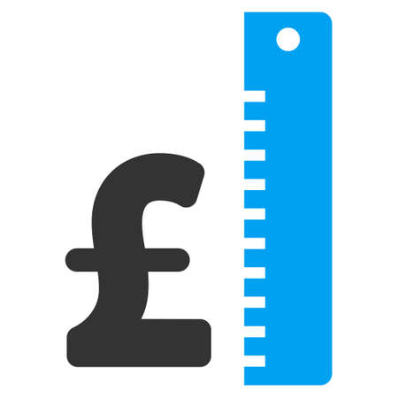 rate: Pound Rate vector icon. Pound Rate icon symbol. Pound Rate icon image. Pound Rate icon picture. Pound Rate pictogram. Flat pound rate icon. Isolated pound rate icon graphic. Illustration