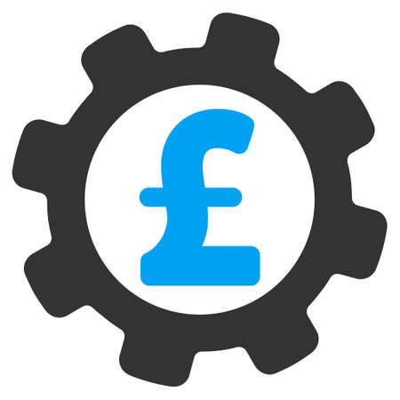 price development: Development Pound Price vector icon. Development Pound Price icon symbol. Development Pound Price icon image. Development Pound Price icon picture. Development Pound Price pictogram.