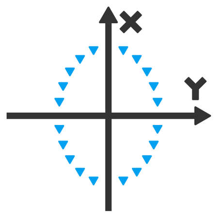 elipse: Elipse de puntos icono de gráficos vectoriales. Elipse de puntos icono Parcela símbolo. Punteada imagen de icono Parcela elipse. Elipse de puntos icono Parcela imagen. Parcela de puntos pictograma elipse. Vectores