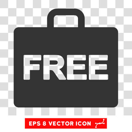 book case: Vector Free Accounting EPS vector icon. Illustration style is flat iconic gray symbol on a transparent background. Illustration