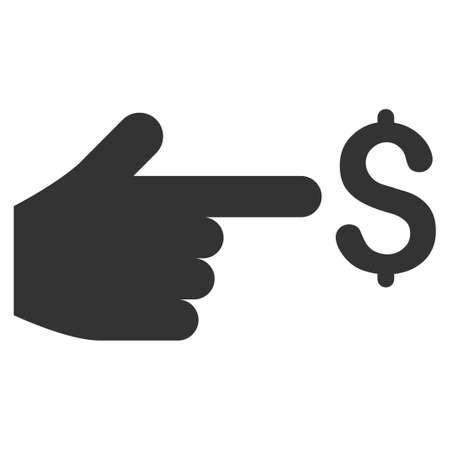 Dollar Index Grainy Textured Icon For Overlay Watermark Stamps