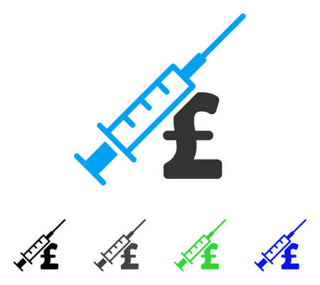 narcotic: Narcotic Pound Business flat vector pictograph. Colored narcotic pound business gray, black, blue, green icon variants. Flat icon style for web design. Illustration
