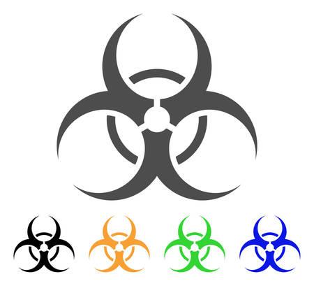 biohazard vector icon style is a flat graphic symbol in gray rh 123rf com biohazard vector logo biohazard vector free
