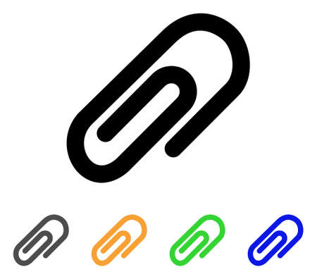 Paperclip icon.