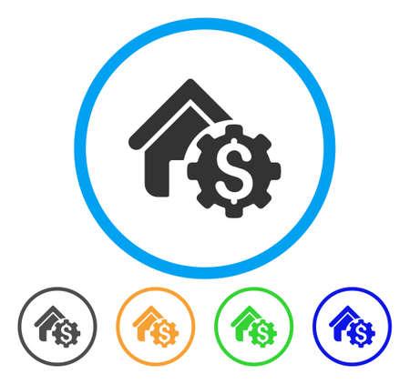 House Rent Options icon.