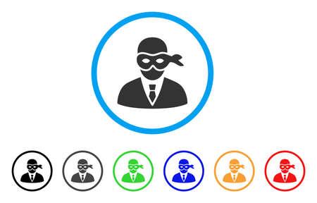 Masked Thief icon.