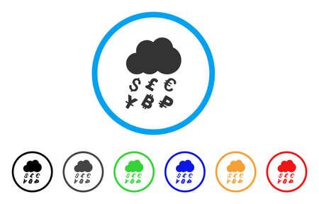 Money Rain icon.