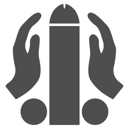 Stick figuur blowjob