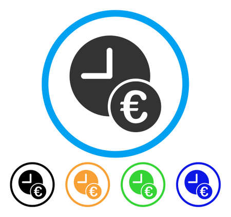 Euro Recurring Payments icon.