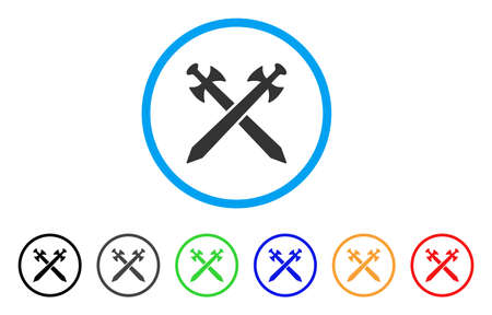lords: Swords rounded icon