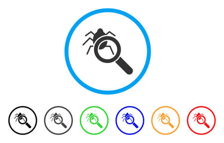 Bug Explorer rounded icon