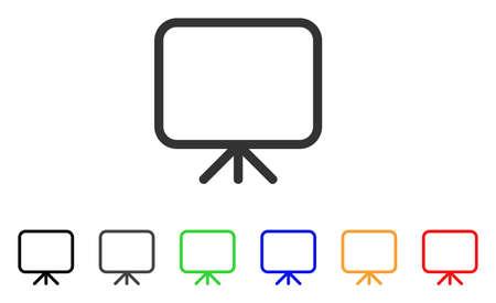 Presentation Screen icon.