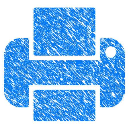 Grunge Printer icon