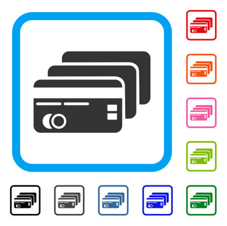 Banking Cards icon.