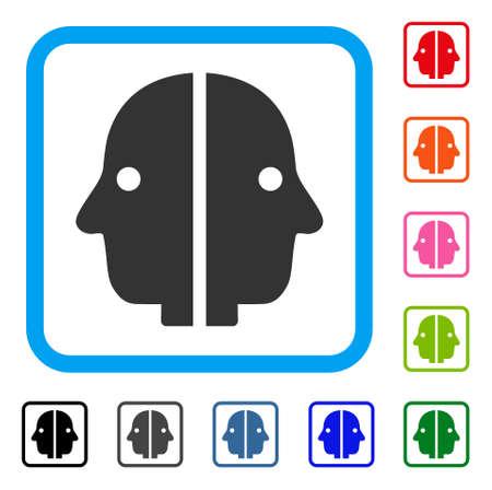 Dual Face icon