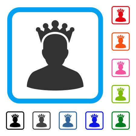 czar: King icon.