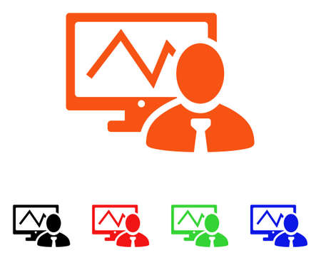 Online Trader icon.