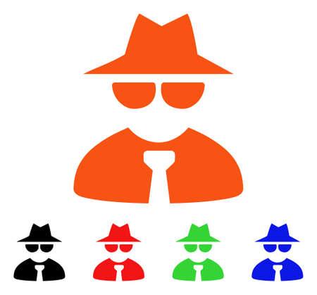 Mafia Boss icon.
