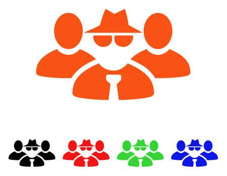 Mafia People Group-pictogram.