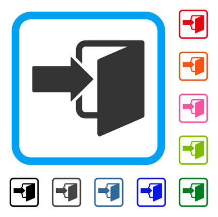 Exit Door icon.