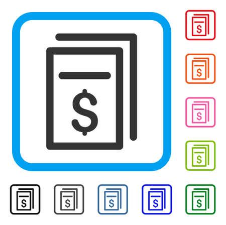 Invoices icon.