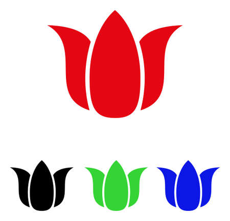 Tulip Flower icon.