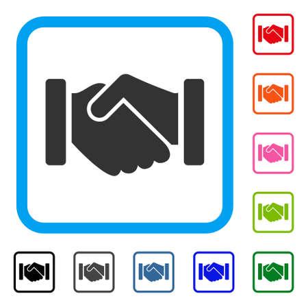 Agreement Handshake icon.