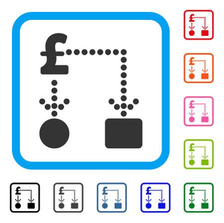 Pound Cashflow icon.