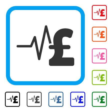 Pound Financial Pulse icon.