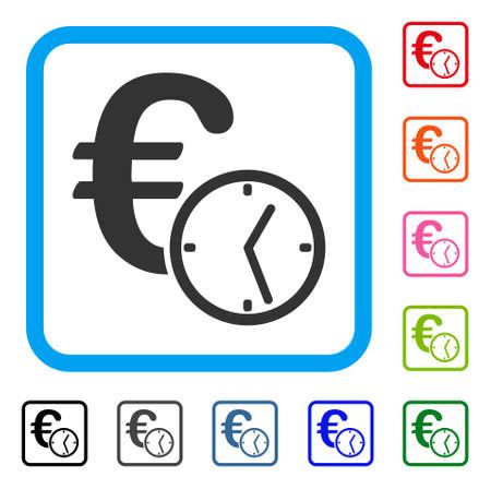 Euro Credit icon.