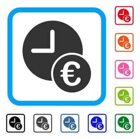 euro paiements de l & # 39 ; Vecteurs
