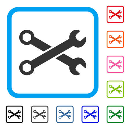 Wrenches icon.