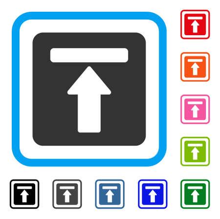 Expand Menu icon. Illustration