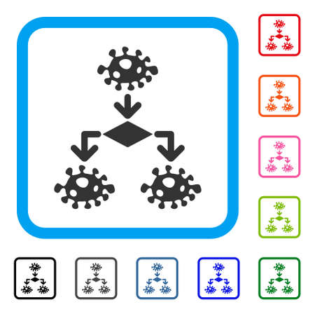epidemy: Growth Scheme icon.