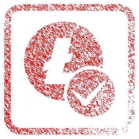 Valid Litecoin rubber seal stamp watermark. Icon raster symbol with grunge design and dirty texture in rounded frame. Scratched red sign of valid litecoin.