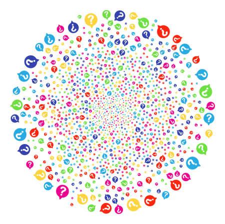 colorful help balloon carnival globula raster spheric cluster