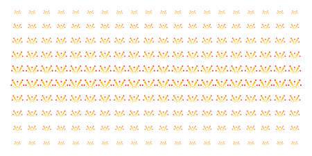 Fireworks explosion icon halftone pattern, designed for backgrounds, covers, templates and abstraction concepts. Vector fireworks explosion items arranged into halftone array.