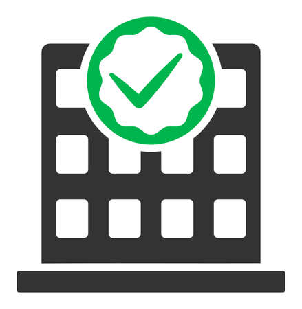 Office use only vector icon. Flat Office use only pictogram is isolated on a white background.