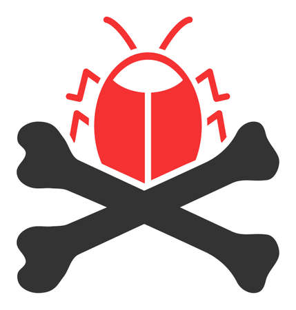 Pesticide vector icon. Flat Pesticide pictogram is isolated on a white background. Foto de archivo - 137267339