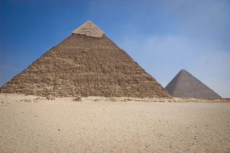 chephren: The Pyramid of Khafrae