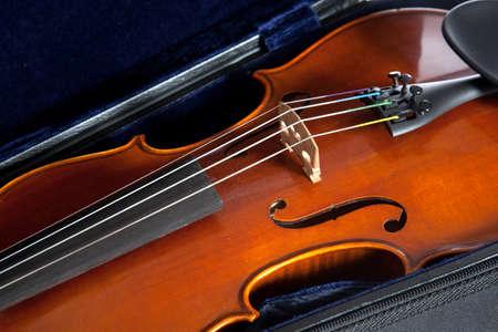 stradivarius: almost new violin in case