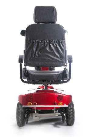incapacitated: motorized transport fot elderly or physically disabled people