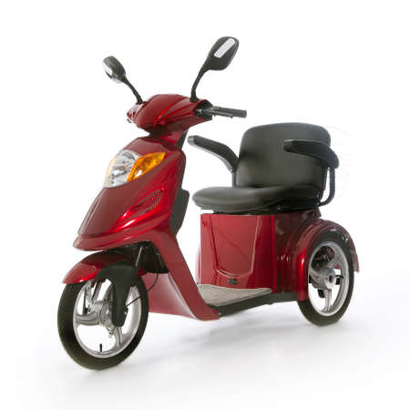 incapacity: motorized transport fot elderly or physically disabled people