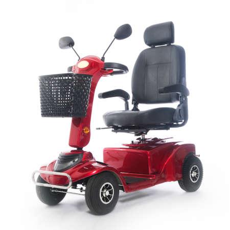 transporte motorizado fot personas mayores o con discapacidad física